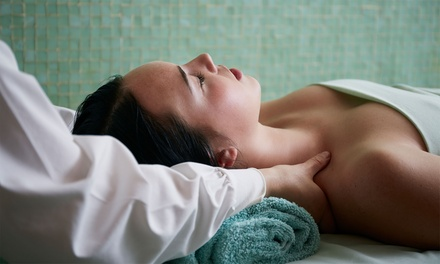 60- or 90-Minute Swedish, Deep-Tissue, or Hot Stone Massage at Aura Massage (Up to 50% Off)