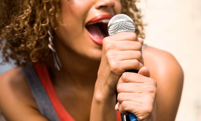 One ($29) or Two 60-Minute Private Singing Lessons ($49) at The Singing Garden (Up to $140 Value)