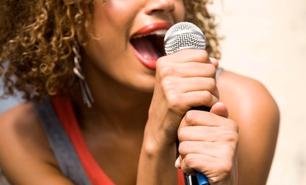 One ($29) or Two 60 Minute Private Singing Lessons ($49) at The Singing Garden (Up to $140 Value)