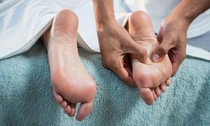 Krishna Lila: Visita con massaggio ayurvedico e riflessologia plantare al centro Krishna Lila zona metro Vinzaglio (sconto fino a 76%)
