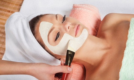 One, Two, or Three 60-Minute Deep-Pore Cleansing Acne Facials with Light Therapy at CC Spa (Up to 50%Off)