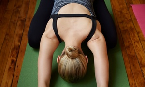 Seattle Yoga Lounge: 10 or 15 Hot Yoga Classes at Seattle Yoga Lounge - Seattle (Up to 69% Off)