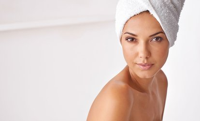 image for One or Three Microcurrent Facials with Oxygen Treatment at (Up to 50% Off)