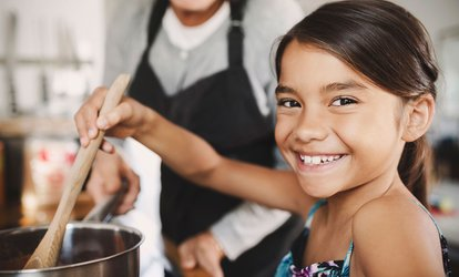 $17 for 90-Minute <strong>Cooking</strong> Class for Kids at Young Chefs Academy of New City ($35)