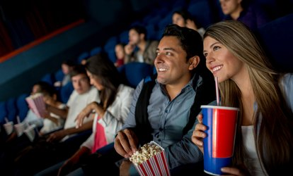 $23 for Two <strong>Movie</strong> Tickets with a $10 Food and Beverage Voucher at CGV Cinemas - Buena Park ($37 Value)