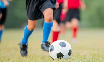 image for <strong>Soccer</strong> Camp for One Child at Palm Beach Atlantic University (Up to 42% Off)