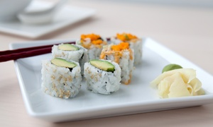 Ooka Sushi: Sushi and Asian Cuisine for Lunch or Dinner at Ooka Sushi (Up to 43% Off)