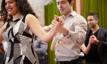 Lezioni di ballo di latino americano