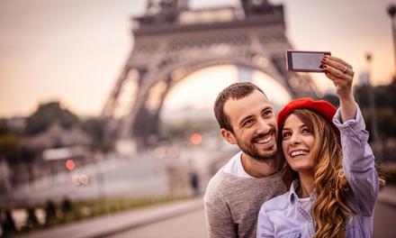 Parijs: 1, 2 of 3 dagen in Parijs incl. luxe busvervoer, naar keuze met overnachting incl. ontbijt