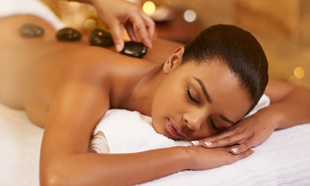 Massage with Hot Stone Therapy at Full Body Massage (Up to 42% Off). Two Options Available.