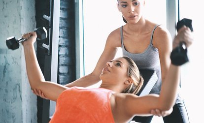 57% Off a Membership with a Personal-Training Session