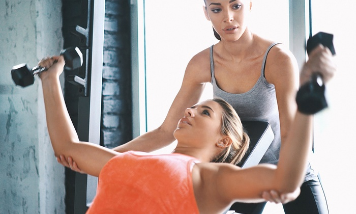 Thurston Personal Training - Paradise Valley: 2 or 4 Personal Training Sessions or 2 Weeks of Group Training at Thurston Personal Training (Up to 81% Off)