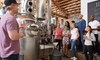 Up to 43% Off Distillery Tour Package at Iron Vault Distillery