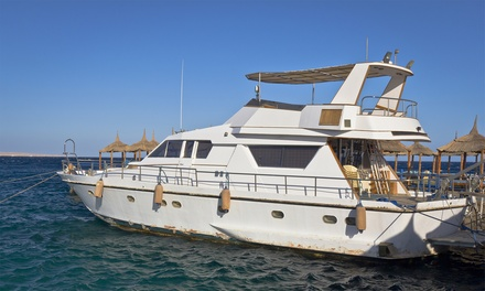 Two- or Four-Hour Private Yacht or Boat Cruise for Up to 10 People from Best Yacht Rentals (Up to 55% Off)