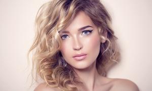 Hair de la Reine Ltd.: Cut, Wash and Blow-Dry with Optional Conditioning Treatment at Hair de la Reine