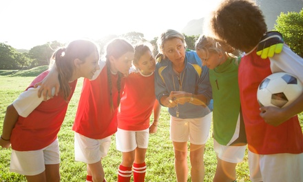 Soccer Summer Camps for One or Two or Private Lessons at Texas Global Soccer Academy (Up to 58%Off). 7 Options.