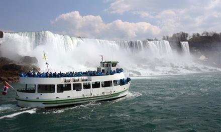 Stay at Top Secret Niagara Falls Hotel