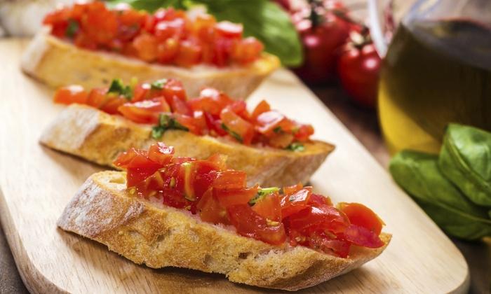 Uczta Inspirowana Kuchnia Wloska Peperino Groupon