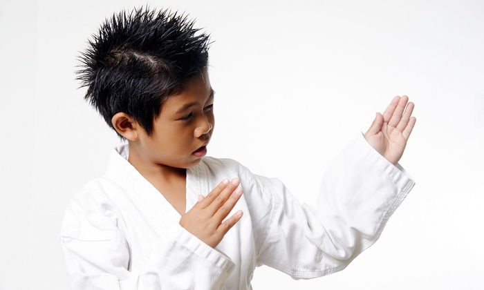 Peoples Kenpo Karate Highlands Ranch - Littleton: One or Three Months of Membership with Uniform at Peoples Kenpo Karate Highlands Ranch (Up to 75% Off)