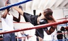 Up to 63% Off Kickboxing Classes at Affinity Martial Arts