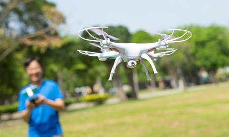 Curso de iniciación al vuelo de drones para 1 o 2 personas desde 19,95 € enDrones Condor