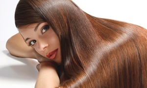 Jam Body & Hair Studio: Keratin Hair SmoothingPackage - One ($69), Two ($115) or Three Visits ($149) at Jam Body & Hair Studio (Up to $1,260)