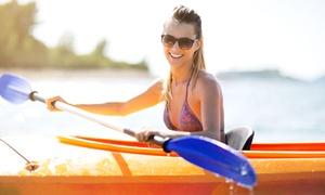 PADOVA CANOA: Tour in kayak sul Bacchiglione a Padova per una o 2 persone con Padova Canoa (sconto fino a 52%)