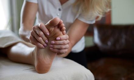 1, 2 o 3 sesiones de reflexología podal y masaje de drenaje linfático desde 14,95 € en Aaromar