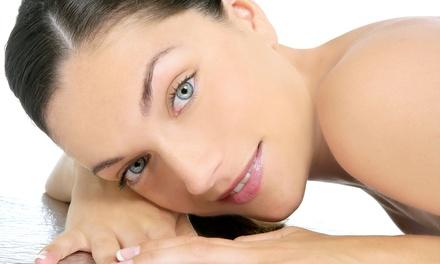 Radiofrequenze viso con massaggio