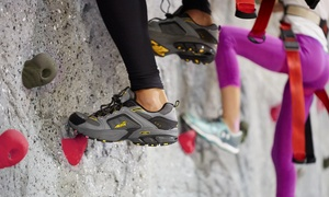 RockSport: Climbing Class for Two with 2-Week Trial Membership, or a 5-Day Climbing Pass at Rock Sport (Up to 46% Off)