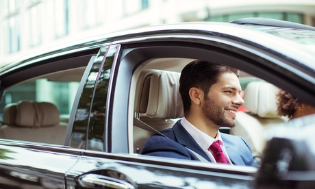 Private Luxus Chauffeur Tour inkl. Sekt für bis zu 4 Personen bei Priori Drive