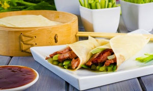 Suncrop Chinese Restaurant - Sunnybank: Peking Duck with Beer for Two ($39) or Four People ($75) at Suncrop Chinese Restaurant, Sunnybank (Up to $133.20 Value)