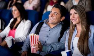 Cinemark: $82 en vez de $165 por entrada de cine con canje online para película 2D con función y día a elección en Cinemark