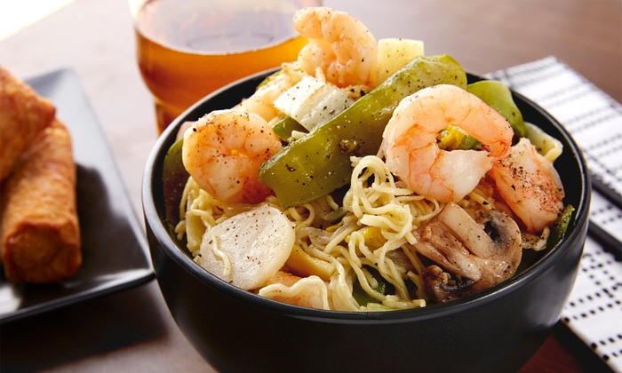 Asiatisches All-you-can-eat-Lunch- oder Abend-Buffet inkl. Getränke bei Pagode Schwerte (bis zu 35% sparen*)