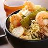 3-Gänge-Menü asiatische Gerichte