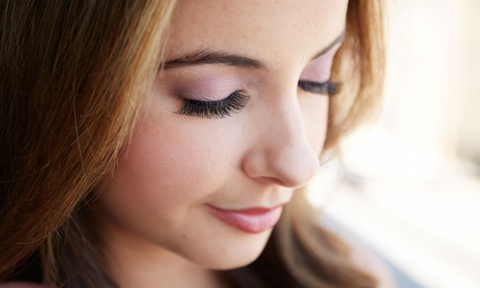 Beauty by Lana - Newark: One Full Set of Mink NovaLash Eyelash Extensions with Optional Fill at Beauty by Lana (Up to 51% Off)