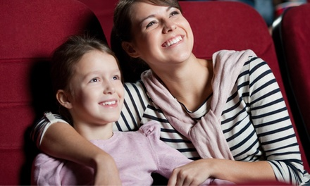 Two Adult Movie Tickets with Popcorn or Family Movie Night Package at Entertainment Cinemas (Up to 37% Off)