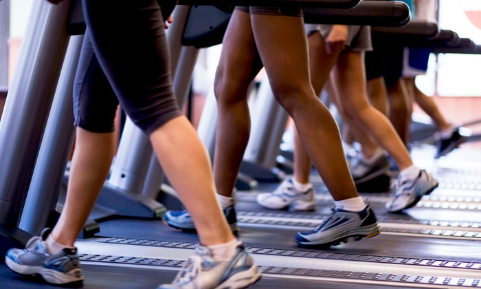 Anytime Fitness - Capital Village: One- or Three-Month Membership and Fitness Assessment at Anytime Fitness (Up to 78% Off)