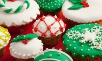 4 Std. Cupcake-Workshop mit Dekorieren und Spritzen für 1 oder 2 Personen bei backseminare.de (bis zu 41% sparen*)