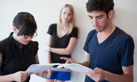One, Three, or Five Private Acting Classes at Sol Acting Academy(Up to 70% Off)