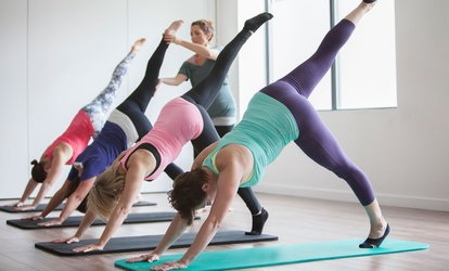 image for One or Three One-Hour Fitness Classes at Core Clinic