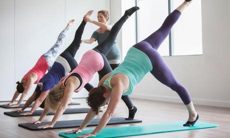 1 o 3 meses de clases de pilates o GAP por 1 o 4 veces a la semana desde 16,99 € en Centro de Estética Anna Pujol Oferta en Groupon