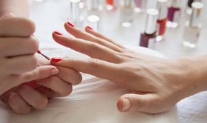Vip G1: Gel Polish on Hands, Feet or Both at Vip G1 (20% Off)