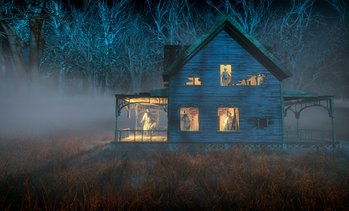 Up to 26% Off Daytime Scenic at Midnight Terror Haunted House