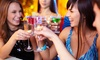 Crawl Into The New Year - Far North Side: One, Two, or Four Tickets to Crawl Into the New Year Restaurant Crawl (Up to 52% Off)