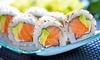 Shogun - Normanskill: Sushi, Japanese Curry, and Hibachi at Shogun (Up to 52% Off)