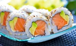Shogun: Sushi, Japanese Curry, and Hibachi at Shogun (Up to 52% Off)