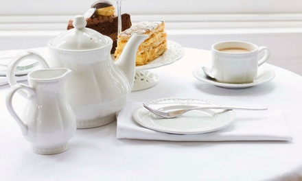 Afternoon Tea for Two or Four at The Oaks Garden Centre
