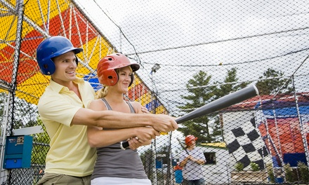 30 or 60 Min of Batting Cage or 30 or 60 Min of Private Training at No Limits Baseball Academy (Up to 55% Off)
