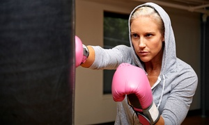 Crowne Plaza Hotel: Up to 20 Dance Fitness or Boxercise Classes at Crowne Plaza Hotel (Up to 64% Off)